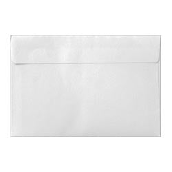 135 x 195mm  Cadair Idris Bright White Peel & Seal Wallet 3271