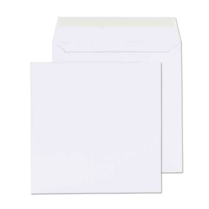 300 x 300mm  Cadair Idris Bright White Peel & Seal Wallet [Pack 250] 3291
