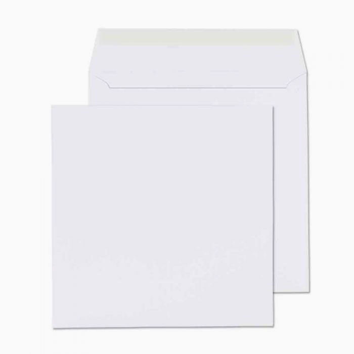 330 x 330mm  Cadair Idris Bright White Peel & Seal Wallet 3293