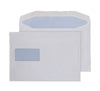 178 x 254mm  Pennine White Window Gummed Wallet 3742