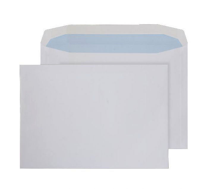 240 x 330mm  Pennine White Gummed Wallet 3743