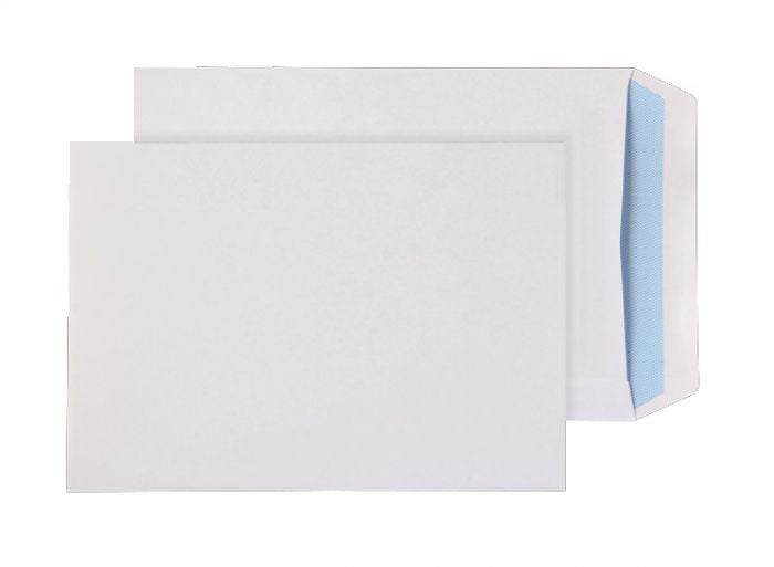 240 x 165mm  Ben Nevis White Self Seal Pocket 4841