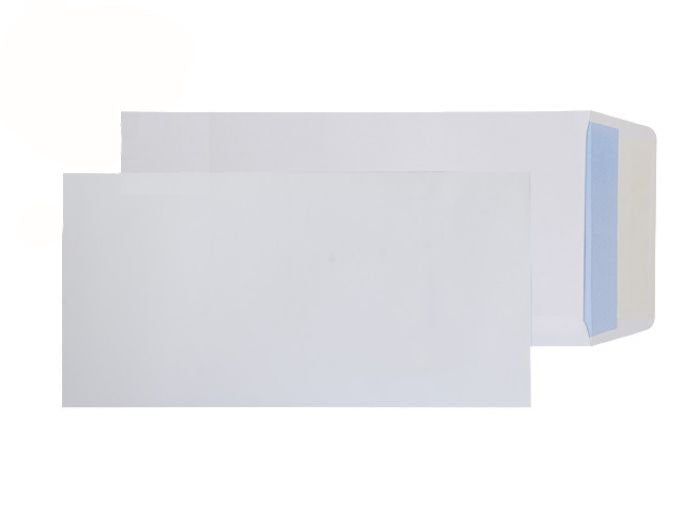 305 x 152mm  Snowdonia White Peel & Seal Pocket 4861