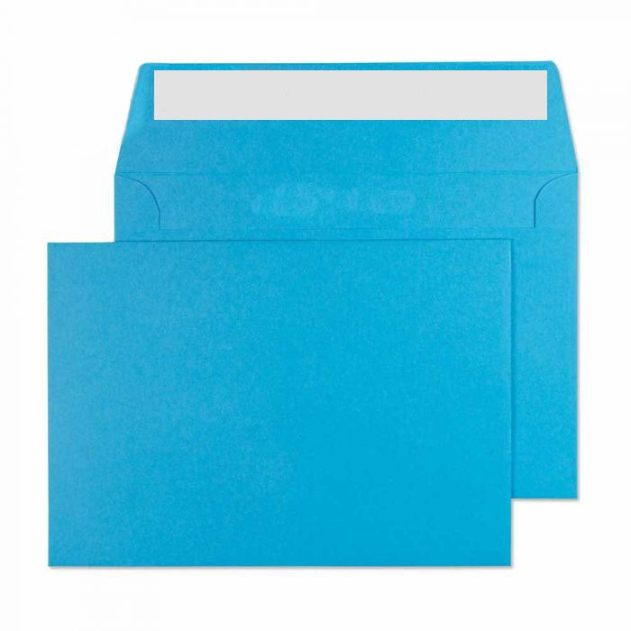 114 x 162mm C6 Cascade Deep Blue Peel & Seal Wallet 5110