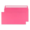 114 x 229mm  Cascade Cerise Pink Peel & Seal Wallet 5202