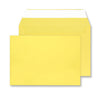 162 x 229mm C5 Cascade Canary Yellow Peel & Seal Wallet 5303