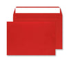 162 x 229mm C5 Cascade Pillar Box Red Peel & Seal Wallet 5306