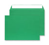 162 x 229mm C5 Cascade Holly Green Peel & Seal Wallet 5308