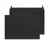 162 x 229mm C5 Cascade Black Peel & Seal Wallet 5314