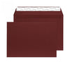162 x 229mm C5 Cascade Claret Peel & Seal Wallet 5322