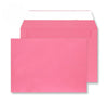 229 x 324mm C4 Cascade Cerise Pink Peel & Seal Wallet 5402