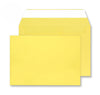 229 x 324mm C4 Cascade Canary Yellow Peel & Seal Wallet 5403
