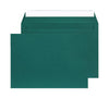 229 x 324mm C4 Cascade British Racing Green Peel & Seal Wallet 5421