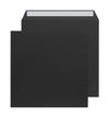 220 x 220mm  Cascade Black Peel & Seal Wallet 5514