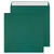 220 x 220mm  Cascade British Racing Green Peel & Seal Wallet [Pack 250] 5521