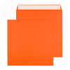 160 x 160mm  Cascade Sunset Orange Peel & Seal Wallet 5605