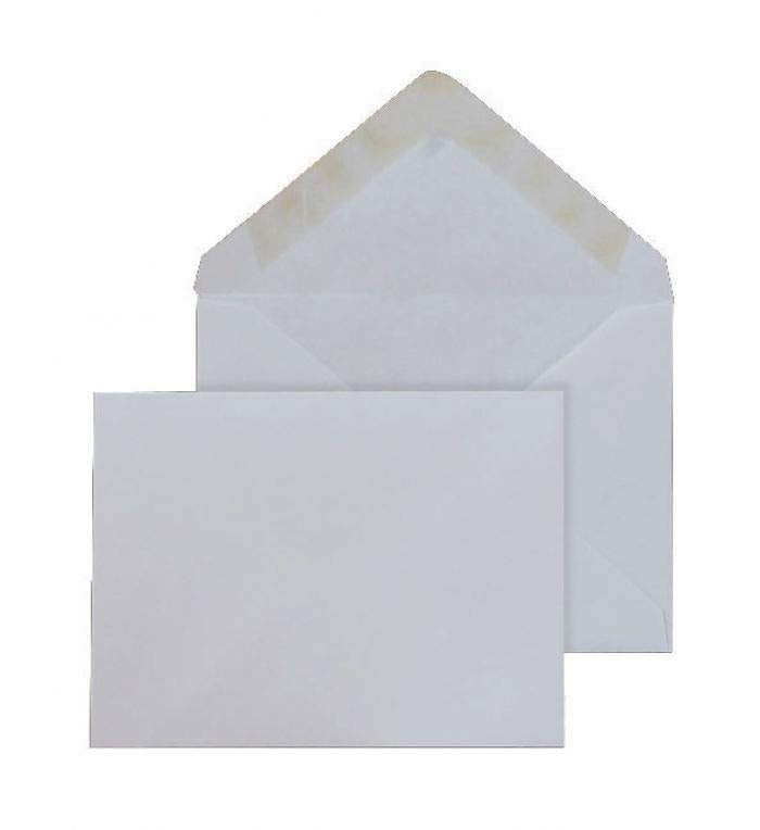 102 x 146mm  Brocken White Gummed Diamond flap 6811