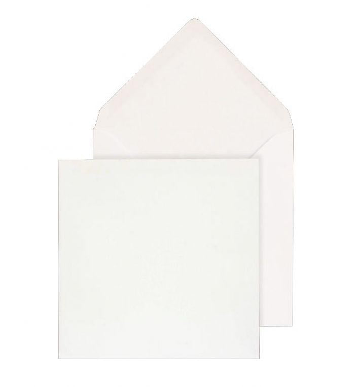 133 x 133mm  Brocken White Gummed Diamond flap 6833