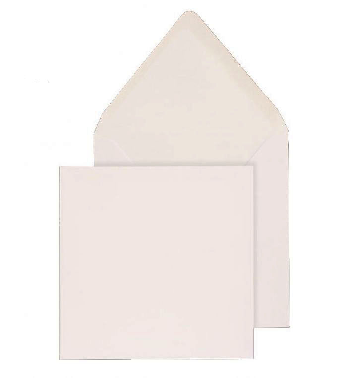 150 x 150mm  Brocken White Gummed Diamond flap 6841
