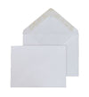 81 x 112mm  Brocken White Gummed Diamond flap 6857