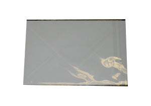 175 x 129mm  Taurus Clear Cello Peel & Seal Bags 7005