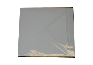 155 x 159mm  Taurus Clear Cello Peel & Seal Bags 7011