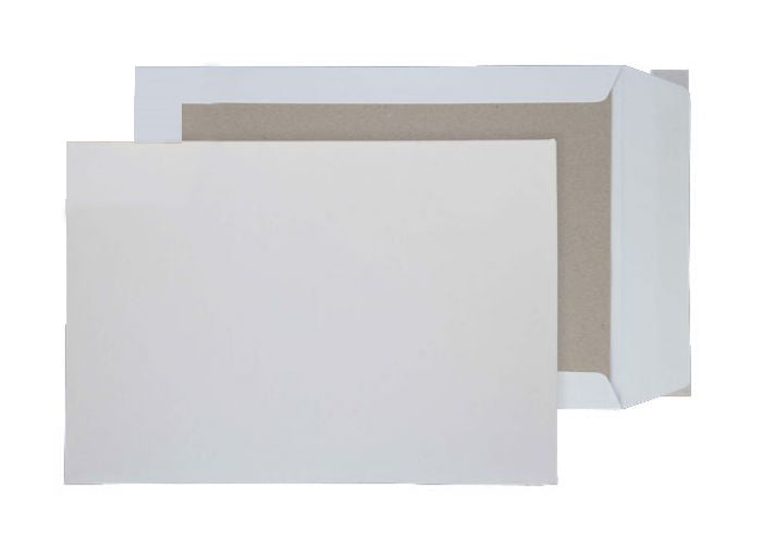 457 x 324mm C3 Sentinel White Peel & Seal Board Back 9289