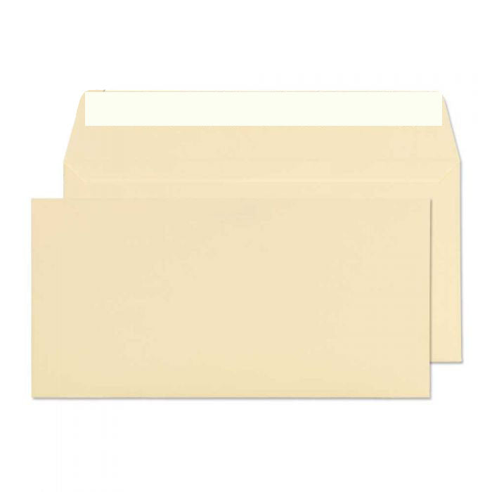 110 x 220mm DL Conqueror Vellum Wove Peel & Seal Wallet C01456