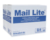 230 x 330mm  Mailite White Peel & Seal Padded Bags  G/4