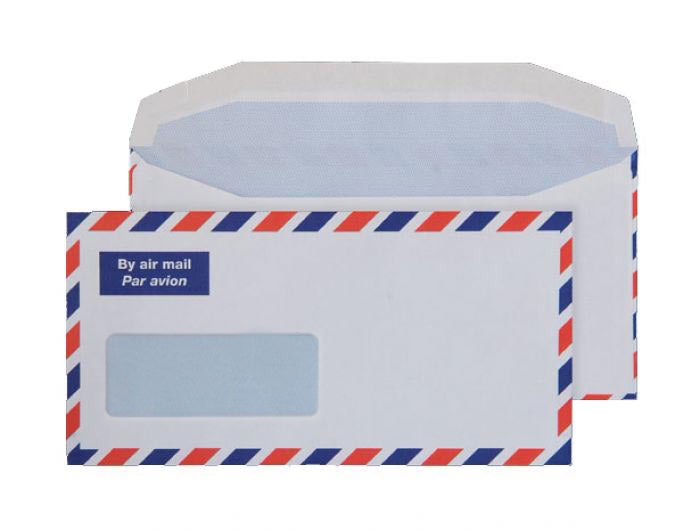 Air Mail - Pre-printed envelopes for Air Mail
