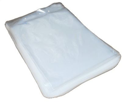 162 x 230mm  Sayan Blockheaded Clear Peel & Seal Bags PB01