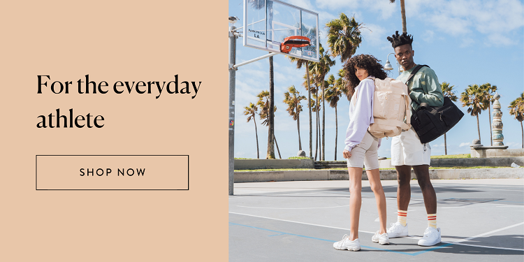 For the everyday athlete. Shop now!