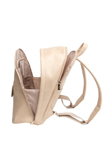 The 2-In-1 Backpack in Beige