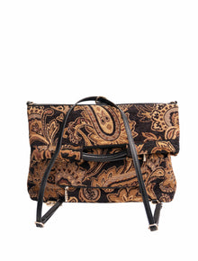 The Messenger Tote in Tapestry