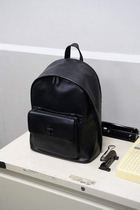 The 2-In-1 Backpack in Black