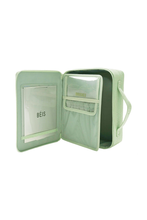 The Cosmetic Case in Matcha Green