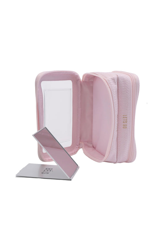 The On The Go Essential Case in Sakura Pink