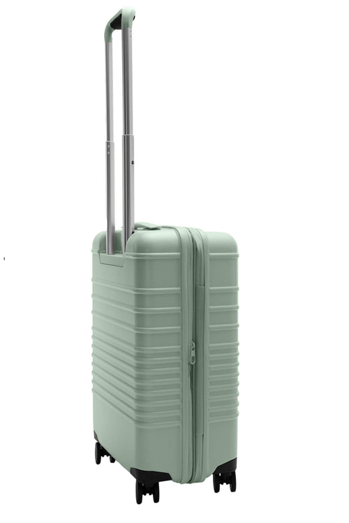 The Carry-On Roller in Matcha Green