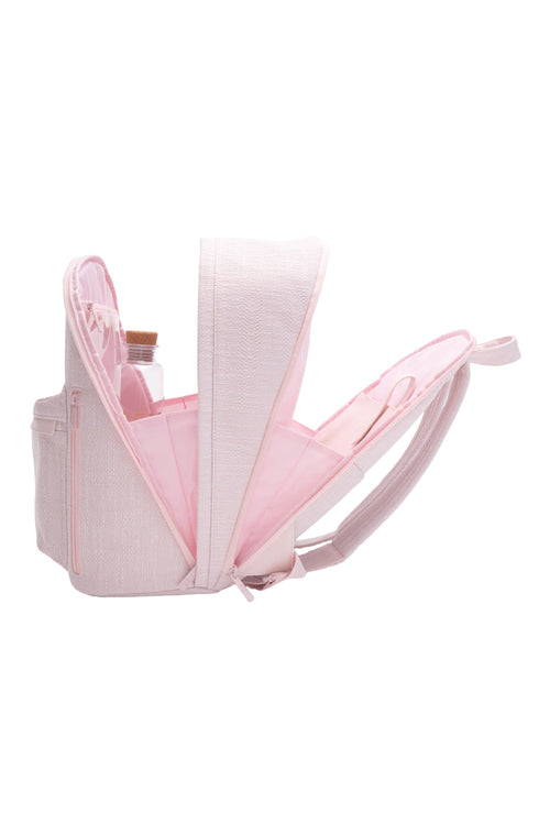 The Everyday Backpack in Sakura Pink