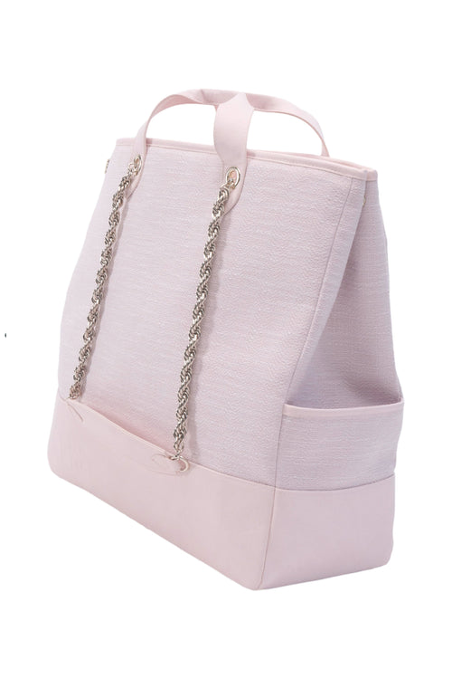 The Everyday Tote in Sakura Pink