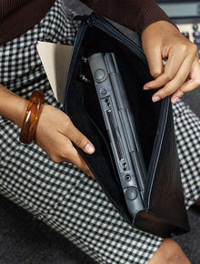The Laptop Sleeve in Black