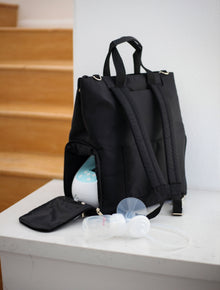 The Pumping Backpack