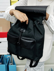 The Rucksack in Black