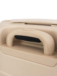 The Carry-On Roller in Beige