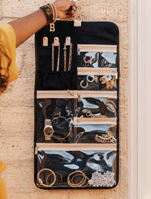 The Hanging Jewelry Case