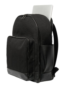 The Backpack in Black