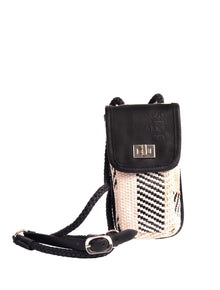 The Mini Crossbody in Natural