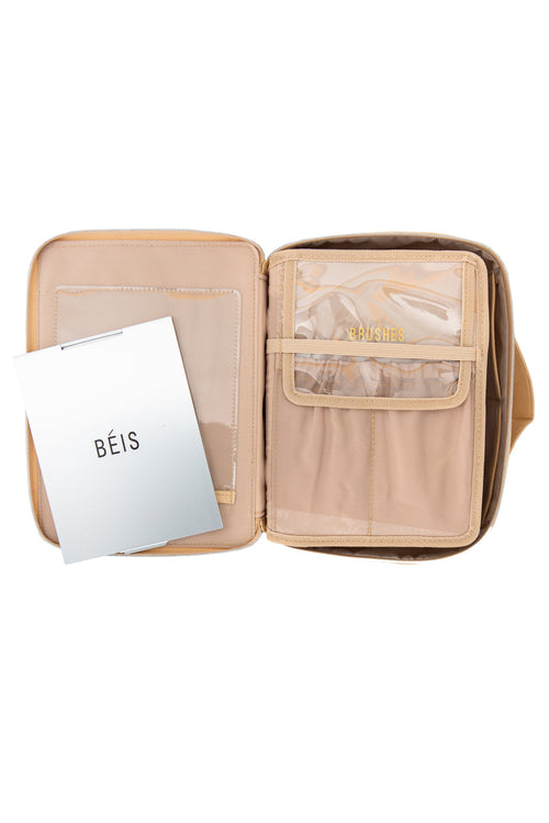 The Cosmetic Case in Beige