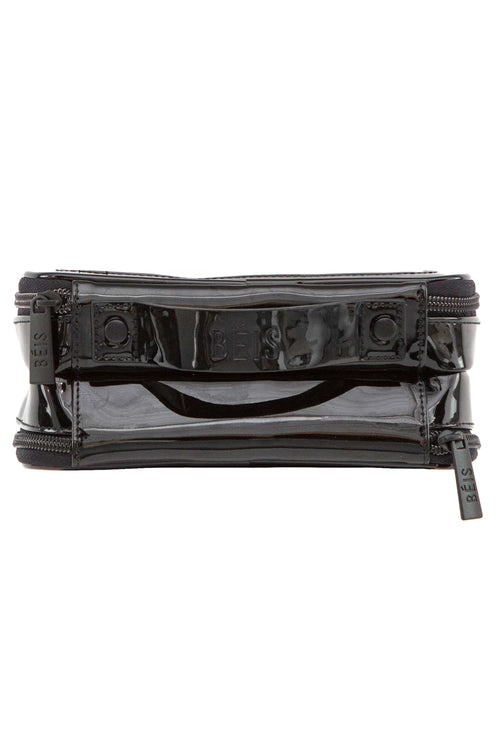 The Carry-On Cosmetic Case Black