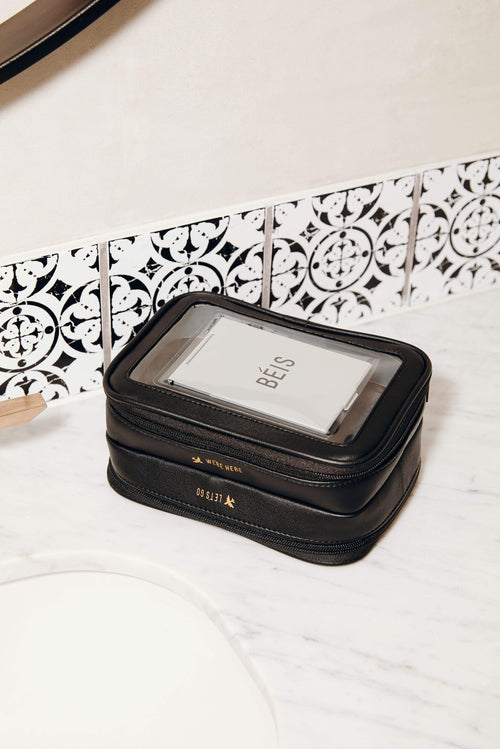 The On The Go Essential Case in Black